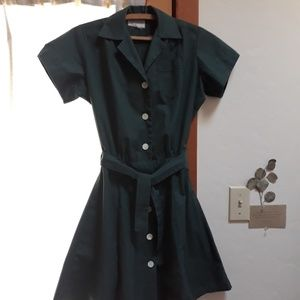 Adorable  vintage dress from Wright + Ditson
